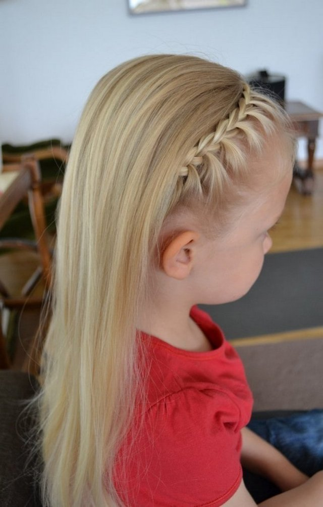 little white girl braids | kids hairstyle haircut ideas