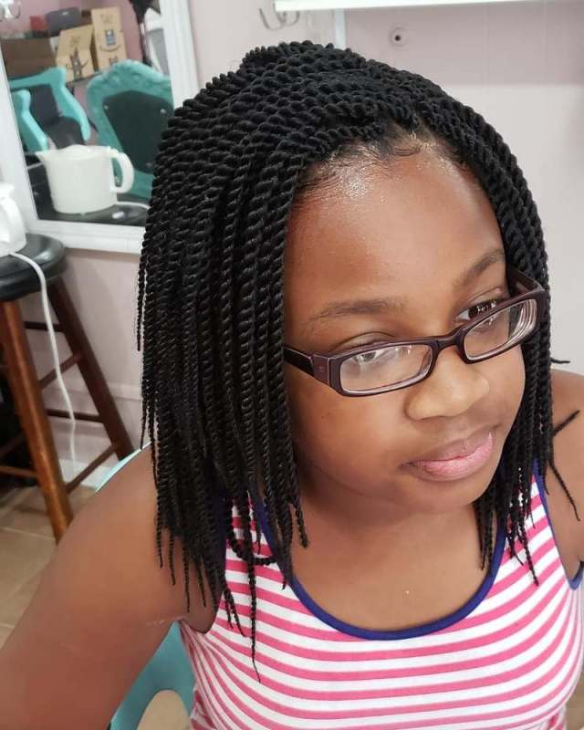 children's braids black hairstyles 2018 | kids hairstyle