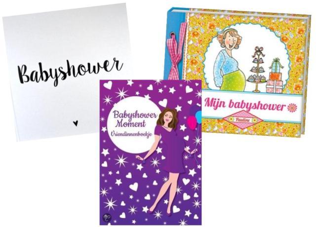 Boekenclub - Mom-To-Be Baby Shower Boeken