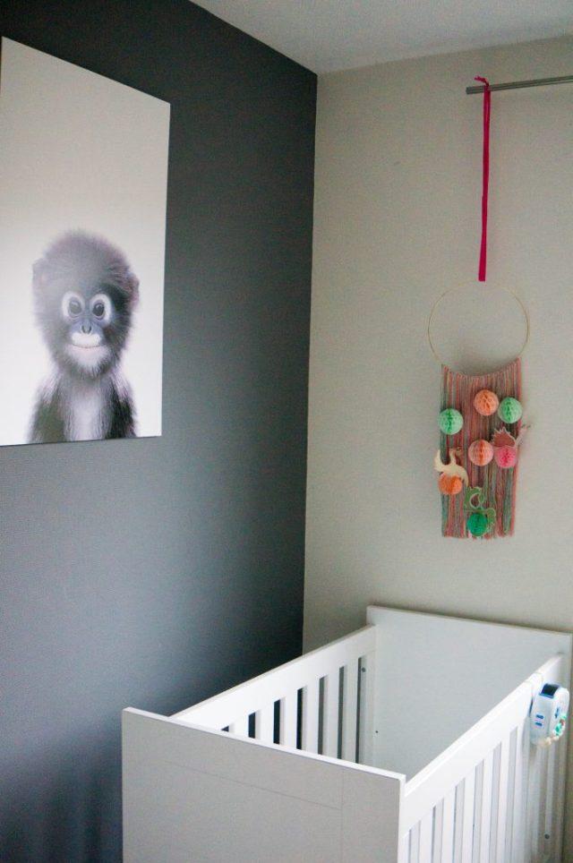 Jungle Babykamer: Baby Mobile - Babies Kitchen