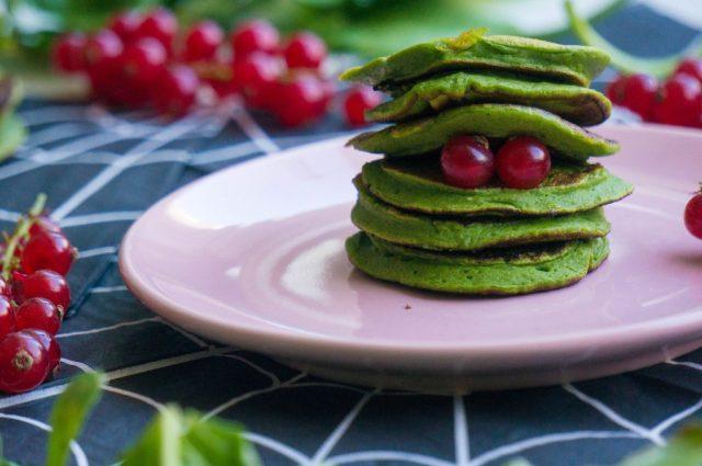 Groene Monster Pannenkoeken - Babies Kitchen recept