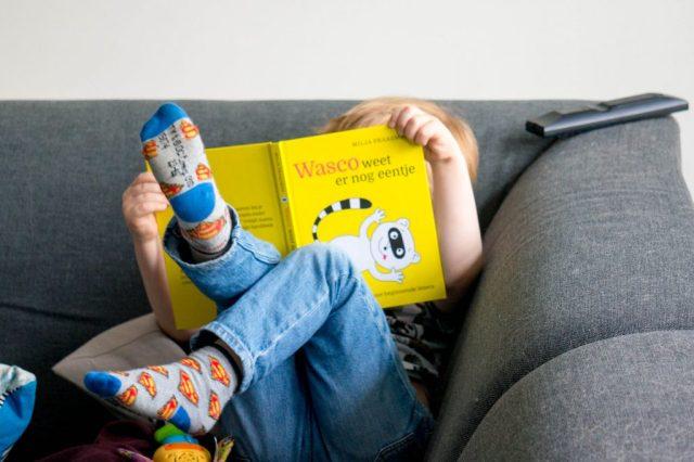 Wasco weet er nog eentje gelezen door | Babies Kitchen