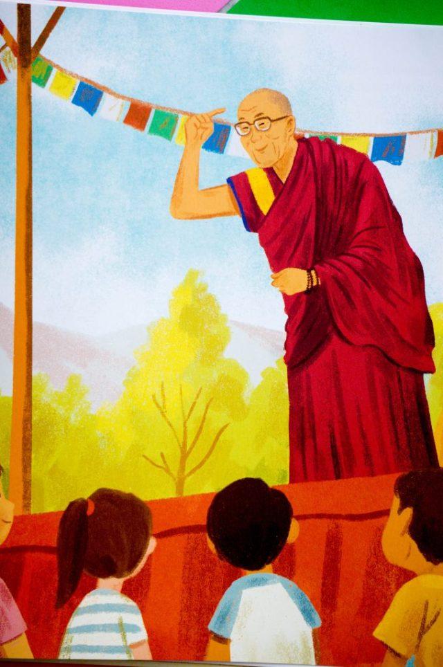 Recensie Het Zaadje van Compassie Dalai Lama| Babies Kitchen