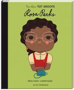 Van klein tot groots Rosa Parks Kinderboek   Babies Kitchen