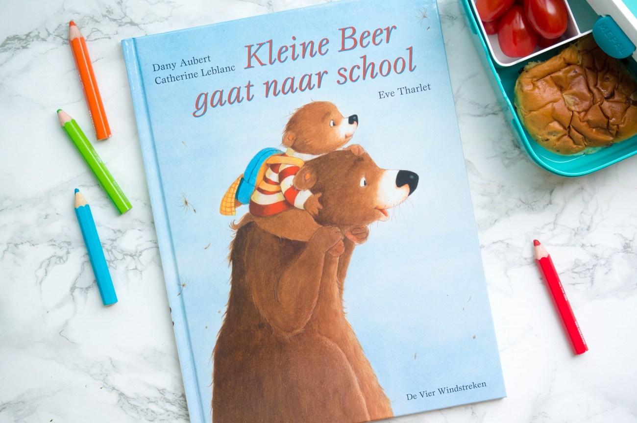 Kleine beer gaat naar school - Kidshoekje