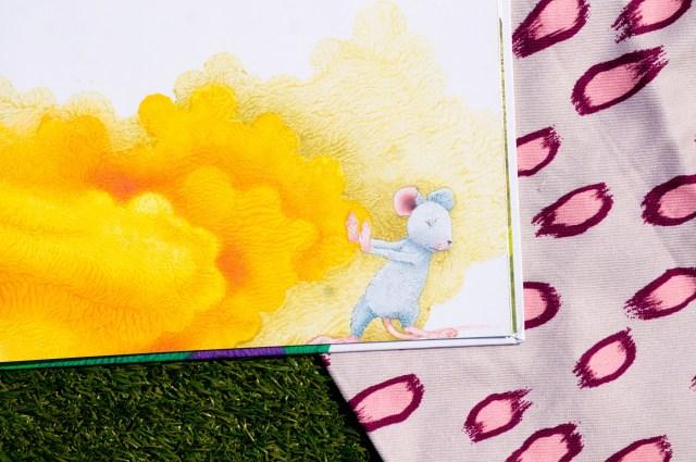 Kinderboek Mick en het monster [kidshoekje.nl]