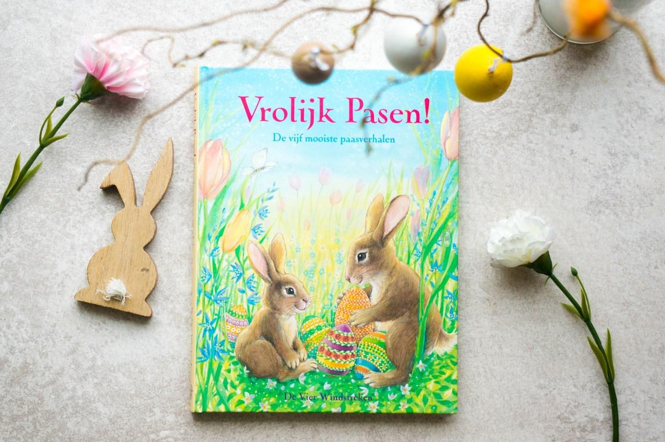 Kinderboeken Recensie Vrolijk Pasen - Vijf Mooiste Paasverhalen