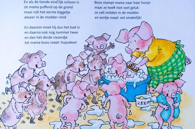 Recensie - Het Vrolijke Voorleesboek voor de allerliefste mama - Kidshoekje.nl