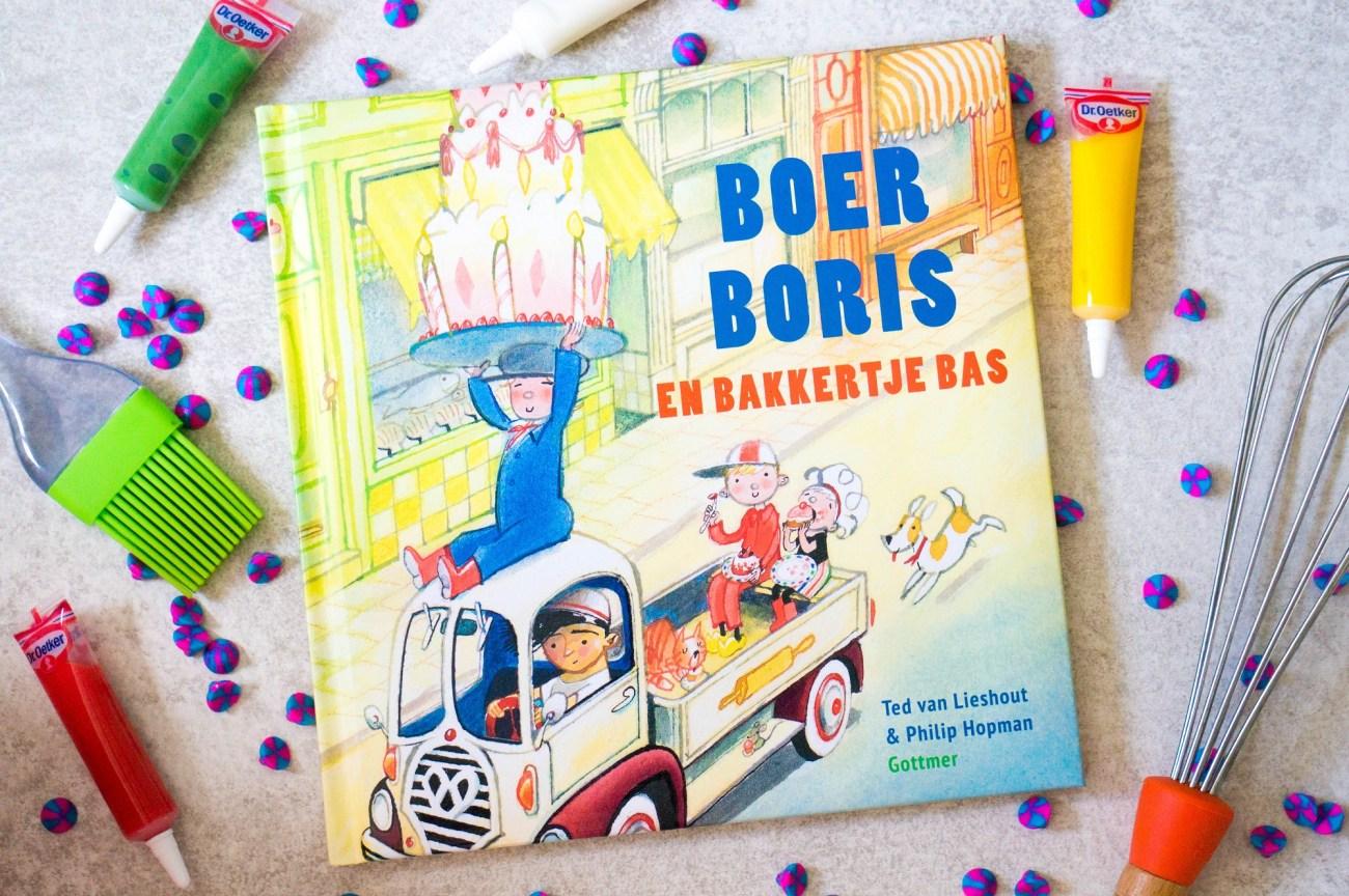 Boer Boris en Bakkertje Bas - Kidshoekje.nl