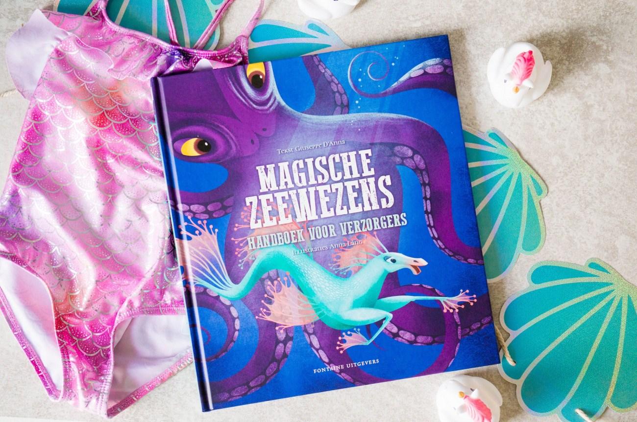 Recensie Magische Wezens kinderboek op Kidshoekje.nl