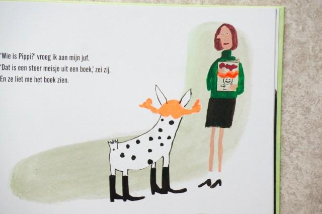 Kinderboek Ik ben Pippi niet - Kidshoekje.nl