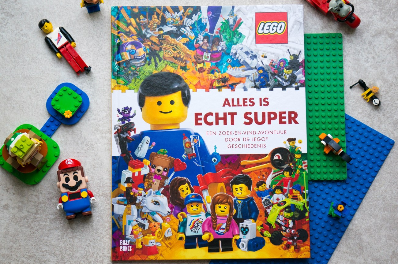 LEGO Alles is echt Super - Kidshoekje.nl