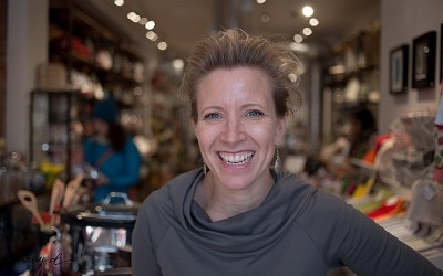 Moms in T.O. – Alison Fletcher at Cookery