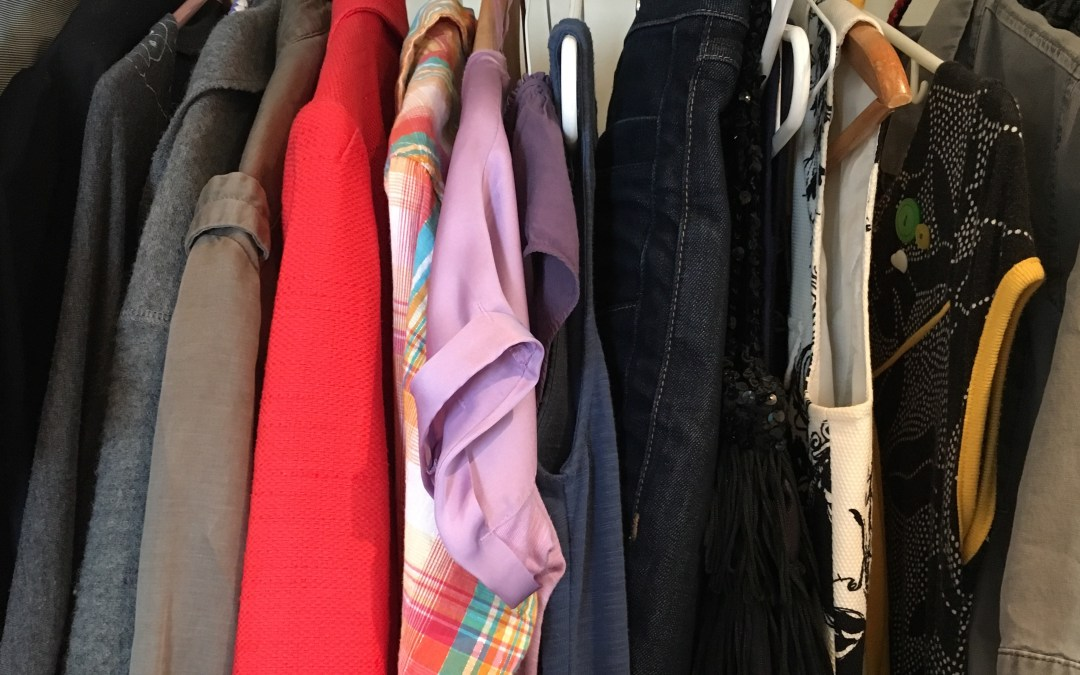 Spring Cleaning: Mom's Closet Cleanse