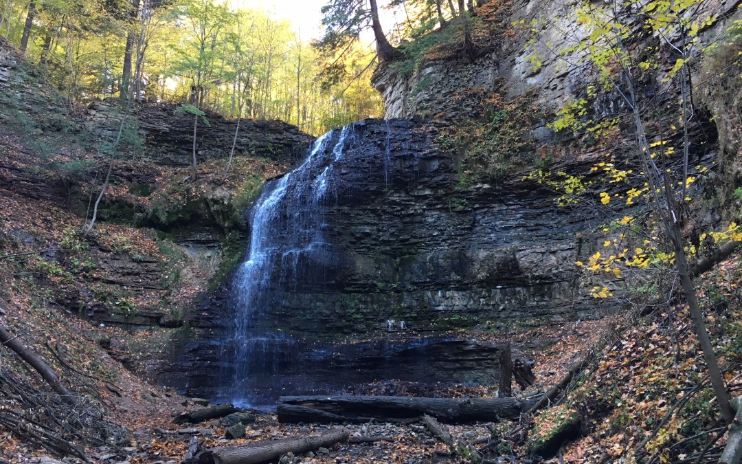 Road Trip: Chasing Waterfalls in Hamilton