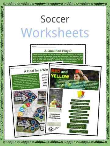 Soccer Worksheets