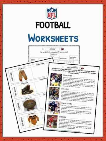 Football (American) Worksheet