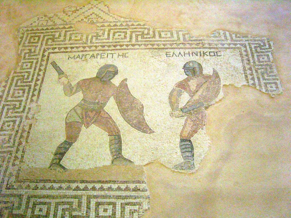 Roman Mosaics Facts Information Amp Worksheets