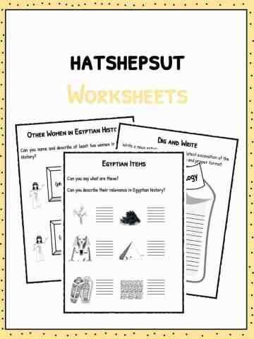 Hatshepsut Worksheets