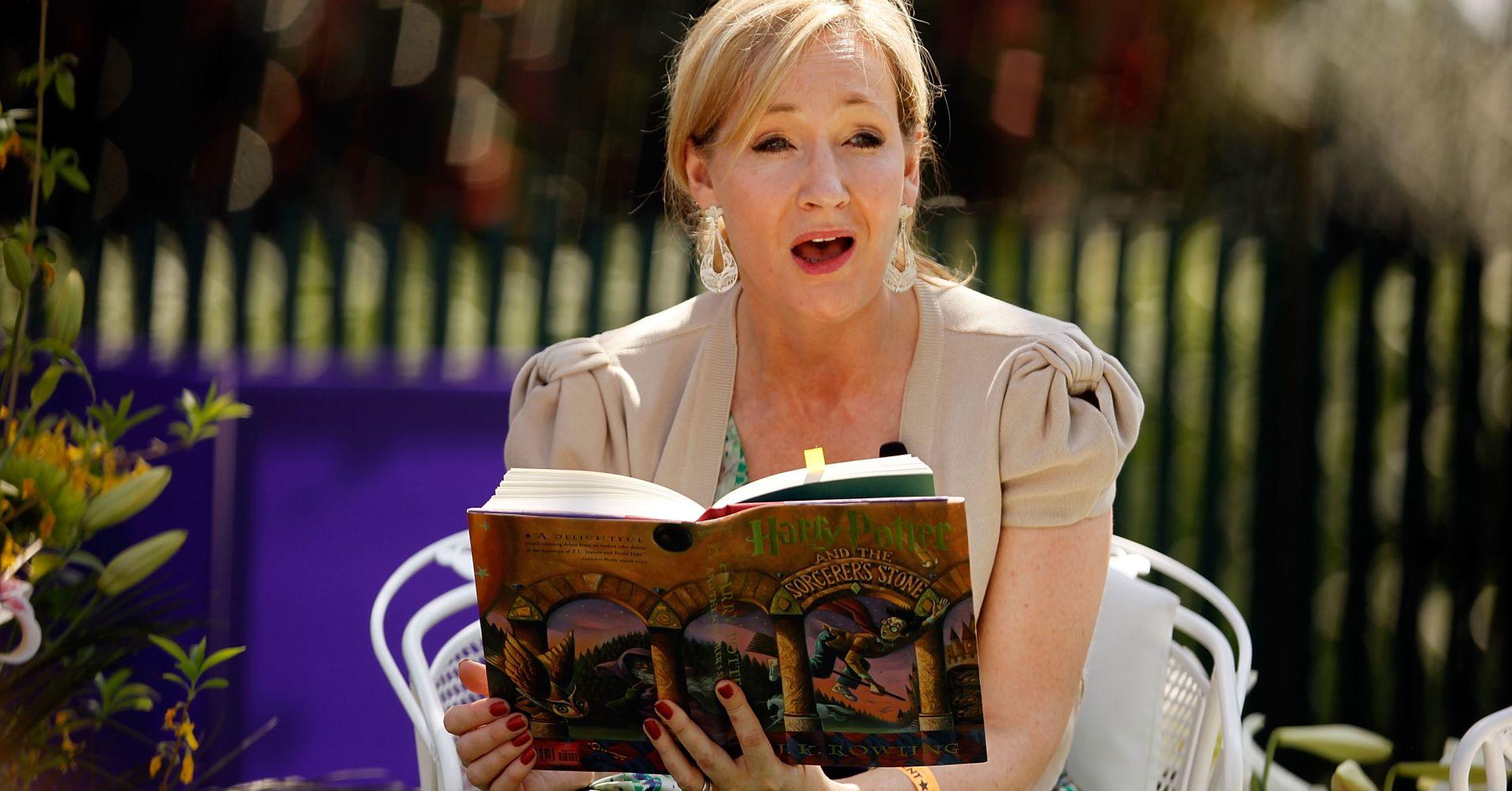 J K Rowling Facts Information Amp Worksheets For Kids