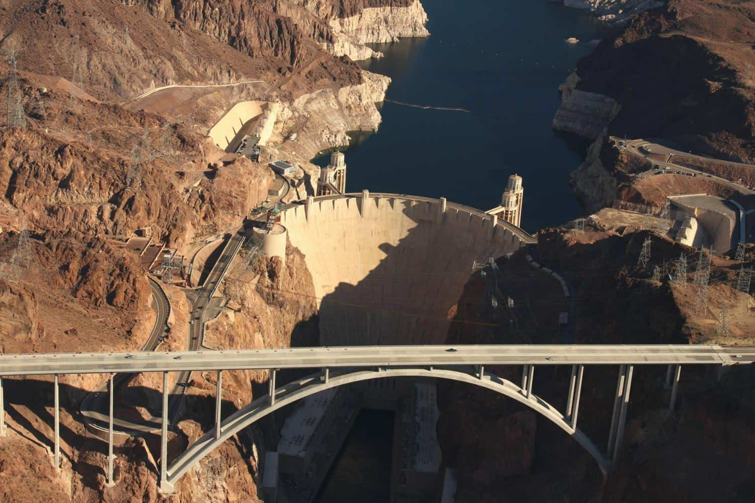 Hoover Dam Facts Worksheets Construction Location