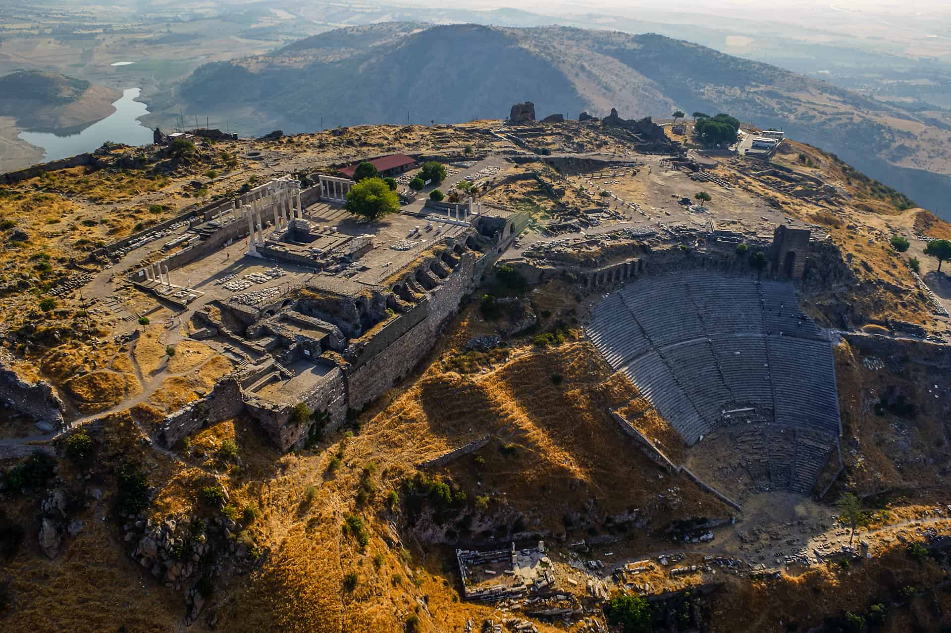 Pergamon Facts Worksheets Location Archaeology Amp History For Kids