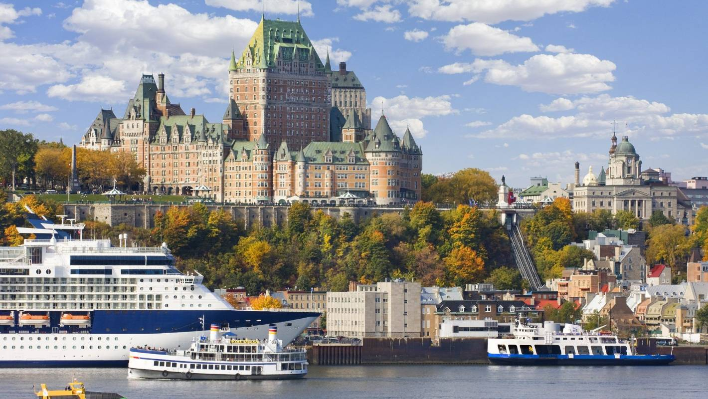 Quebec Facts Worksheets History Geography Amp Economy For