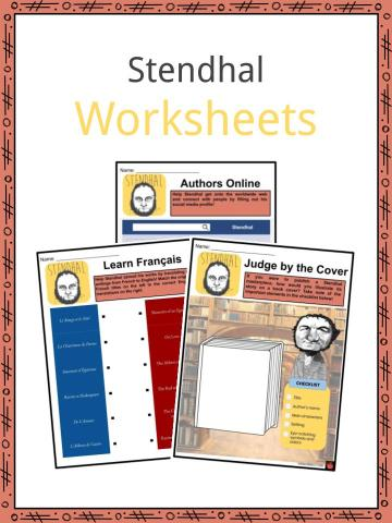 Stendhal Worksheets