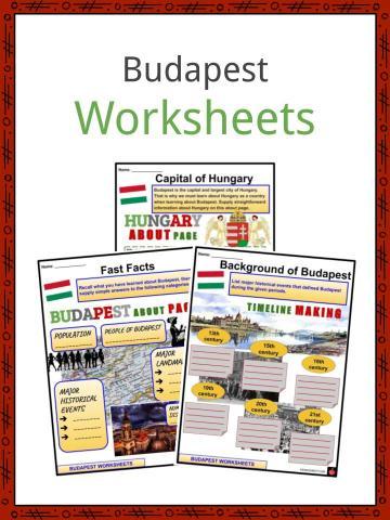 Budapest Worksheets