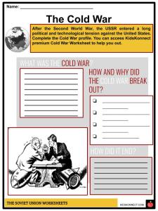 The Soviet Union Facts, Worksheets & Historical Background