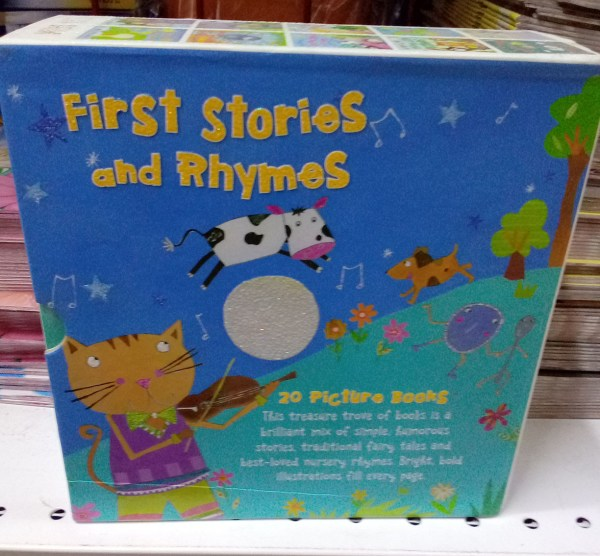 First Stories and Rhymes