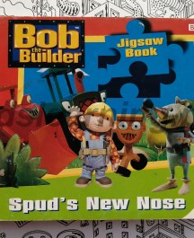 Bob the Builder - Jigsaw Book