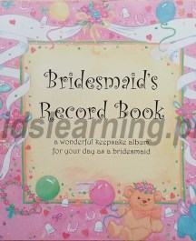 Bridesmaid Photo Album