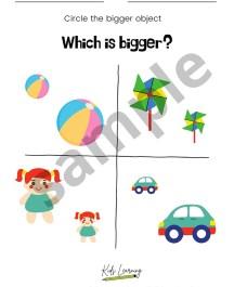 bigger than