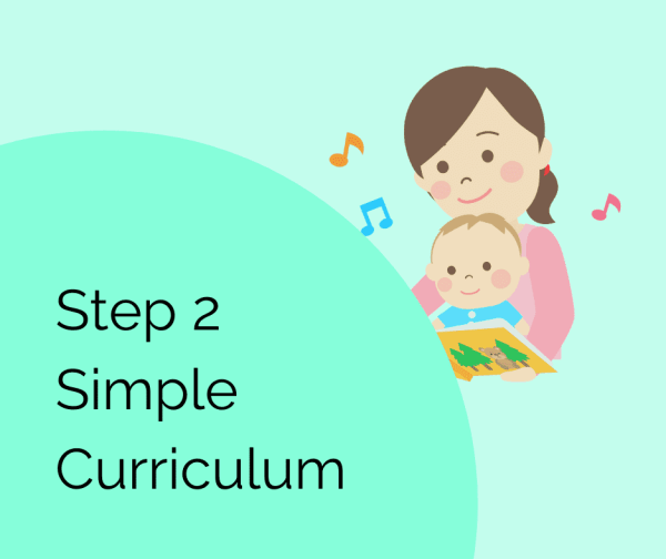 how to teach Japanese to your baby step 2