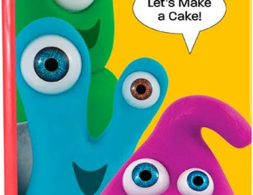 Let's Make a Cake! by Heidi Schrack – Book Review