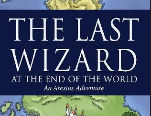 The Last Wizard at the End of the World by Mark Wallace Maguire