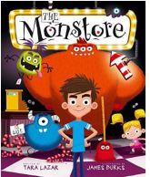 "Alt=""The monstore by tara lazar"""