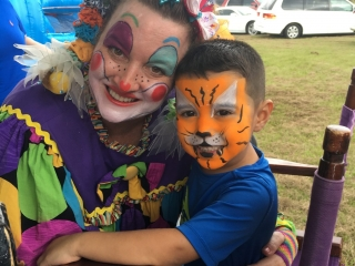 Clown Party Naples FL