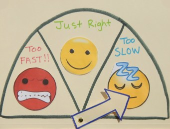 sensory speed odometer revised