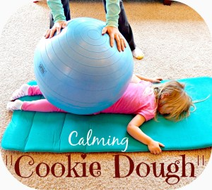 "Calming ""Cookie Dough"""