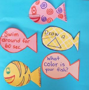 fish layout