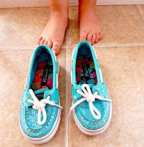 shoe align