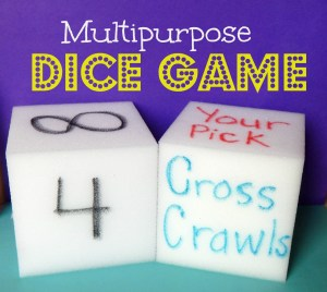Multipurpose Dice Game
