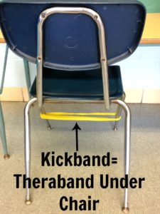 theraband on chair edited
