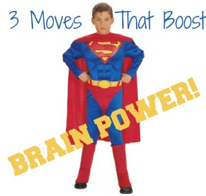 3 Moves that Boost Brain Power