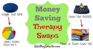Money Saving Therapy Swaps