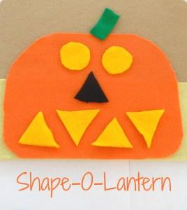 Shape-O-Lantern
