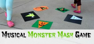 Musical Monster Mash Game