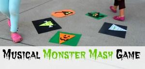 Musical Monster Mash Game